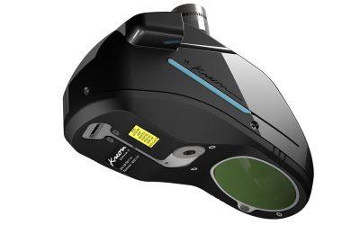 New scanner: the Zephyr II Blue