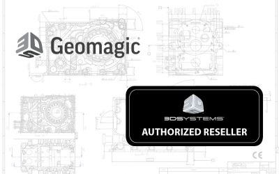 3D Systems Completes the Acquisition of Geomagic