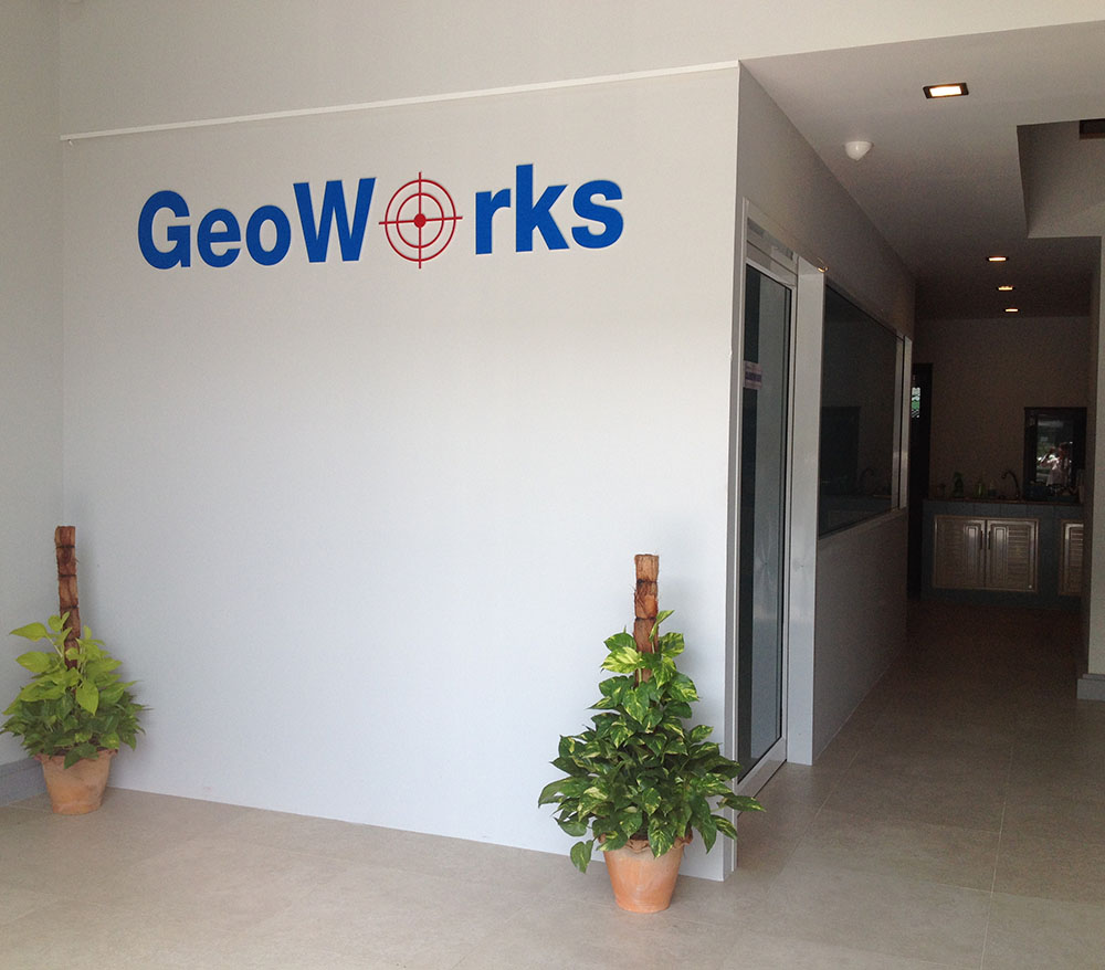 GeoWorks main office