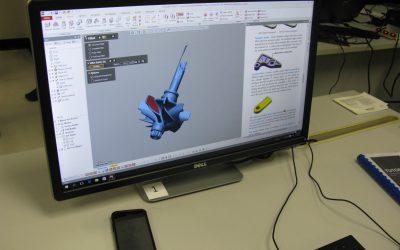 โครงการยกระดับบุคลากรโดยการใช้เทคโนโลยีวิศวกรรมดิจิตัลในงานพัฒนาผลิตภัณฑ์