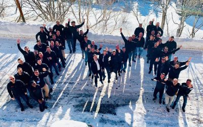 Geoworks joined Metrologic Worldwide Partners Meeting 2019
